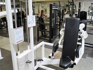 Nordic Gym Rotary deltoid-Axellyft