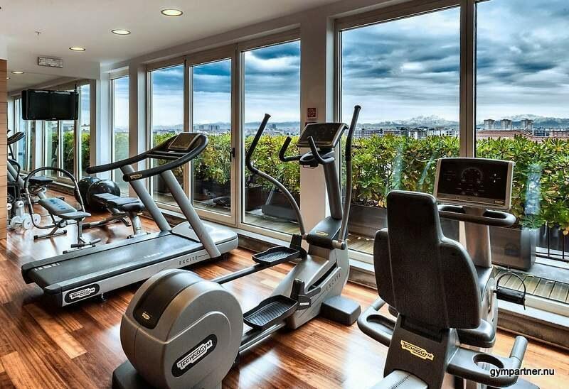 """GymPartner Finance söker gymägare till exklusivt """"Hotellgym"""" med havsutsikt och 7 meter i takhöjd."""