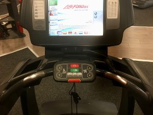 Löpband Inspire 95T Life Fitness
