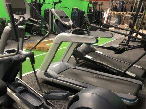 Precor EFX® 885/883 Elliptical Fitness Crosstrainer™